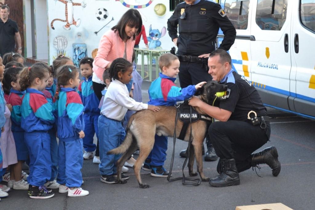 Policía Local y Nacional