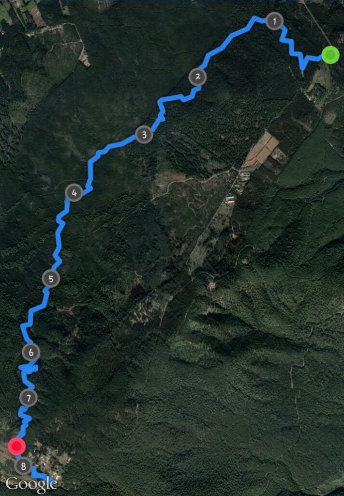 Ruta Esperanza Lagunetas